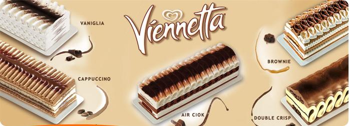 Vienetta Ice Cream Cake Hk