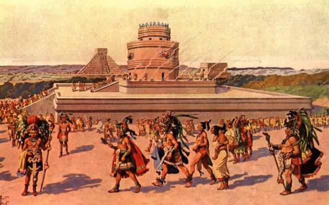 Gambaran Suku Maya
