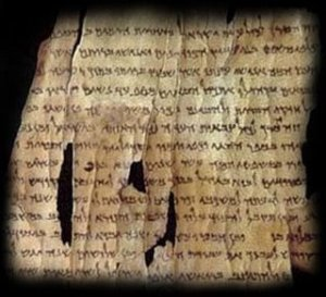Gulungan Sastra Kuno Sumeria