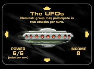 The UFOs
